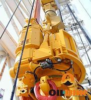 Электрическая система верхнего привода СВП DQ70BSQ-JH