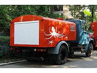 Каналопромывочная машина ко-502д