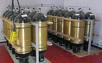 Баллоны облегченные металлокомпозитные 100 л