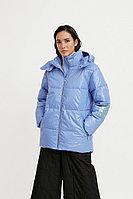 Куртка женская Finn Flare, цвет синий, размер XL