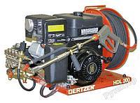 Установки высокого давления для пожаротушения Установка пожаротушения OERTZEN HDL 200