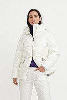 Куртка женская Finn Flare, цвет белый, размер M
