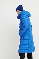 Пальто женское Finn Flare, цвет синий, размер 2XL