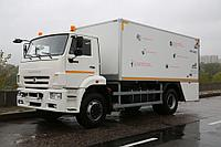 Каналопромывочная машина КПМ-4000/8000/12000