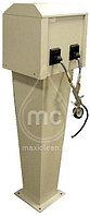 Пост подкачки шин ППШ 3.1 с автоматическим сматыванием шланга и доливом жидкости