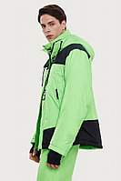 Куртка мужская Finn Flare, цвет 527 neon green, размер M
