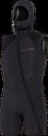 Куртка со встроенным шлемом Bare Elastek Step In Hooded Vest 7 мм