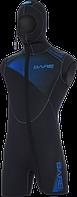 Куртка со встроенным шлемом Bare Sport Step In Hooded Vest 5 мм