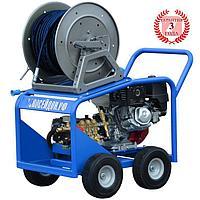 Водоструйный аппарат Посейдон В13-150-26 с бензоприводом 150 бар, 26 л/мин