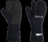 Перчатки трёхпалые Bare K-Palm Mitt 7 мм