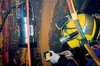 Подводная система неразрушающего контроля сварных швов ACFM U31-D