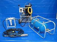 Установка водообогрева портативная AAI MP 800