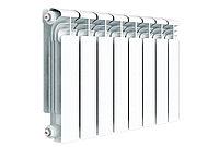 Радиатор отопления алюминиевый RU литой 80/500 4 секции
