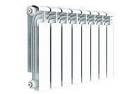 Радиатор отопления алюминиевый Премиум 80/500 4 секции