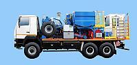 Установки цементировочные Н505-10