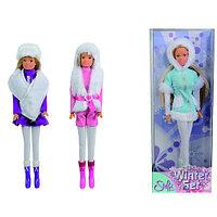 Кукла Simba Штеффи в зимней одежде 5733148