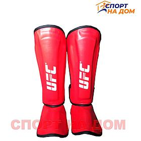 Щитки для ММА UFC футы (размер XXS)