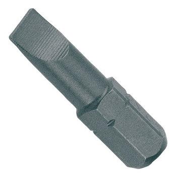 Насадка (бита) шлицевая, набор 3 шт. - 6460C6,3 UNIOR