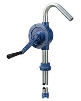 Ручной роторный бочковой насос для масла труба 980 mm, 30 л/мин пр-во Германии (Pressol)