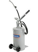 Передвижной ручной солидолонагнетатель 16кг емкость Pressol 17792 пр-во Германии (Pressol)