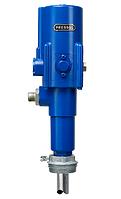 Пневматический насос 3:1, Труба 860; 200/220 л емкость пр-во Германии (Pressol)