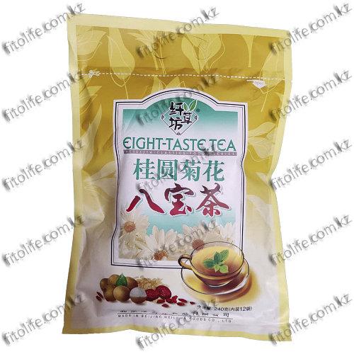 Чай Бабао с корицей и ромашкой для иммунитета и улучшения настроения