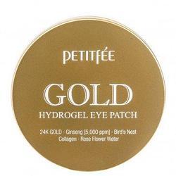 Патчи для глаз Petitfee Gold Hydrogel Eye Patch