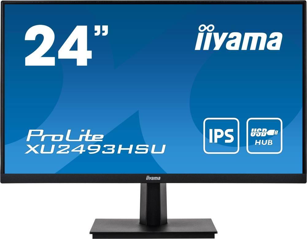"Монитор LCD 23.8"" 16:9 1920х1080(FHD) IPS, nonGLARE, 250cd/m2, H178°/V178°, 1000:1, 80М:1, 16.7M"