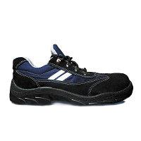 Кроссовки GS черные с синим
