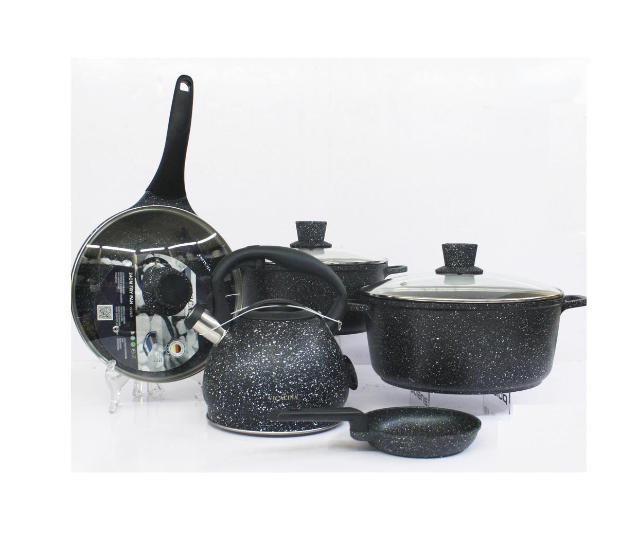 Набор посуды Vicalina 9 предметов
