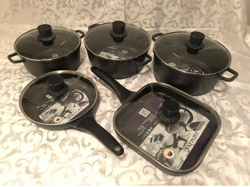 Набор посуды Vicalina 10 предметов