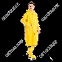 """Плащ GS """"Дождевик"""" 32мм желтый"""