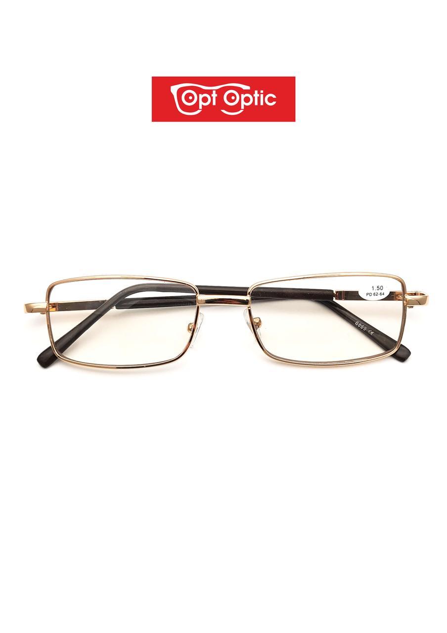 Готовые очки Фотохромные коричневые с диоптриями от -1.00 до -6.00