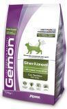 Gemon Sterilised 1,5кг с индейкой для стерилизованных\кастрированных кошек Сухой корм