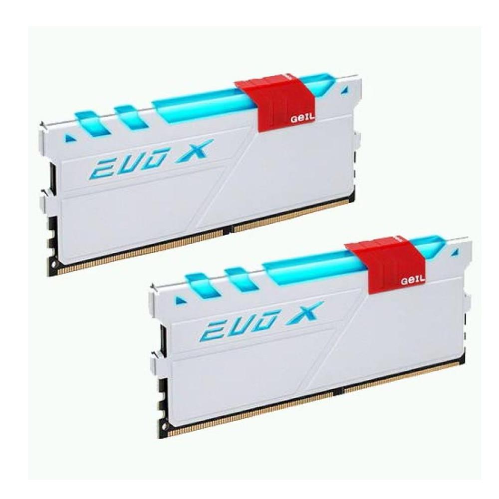 Оперативная память Geil EVO X II GEXSG432GB3000C16ADC (32 Гб, DIMM, 3000 МГц)