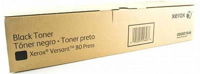 Тонер-картридж  Xerox  006R01646 (чёрный)  Для Xerox Versant 80/180 Press  30 000 страниц (А4)