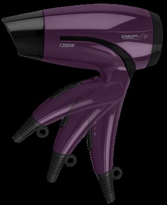 Фен дорожный Scarlett SC-HD70T28