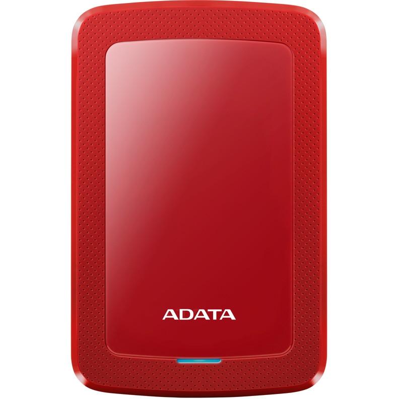 Внешний HDD ADATA AHV300 2TB USB 3.2 RED  (AHV300-2TU31-CRD)красный