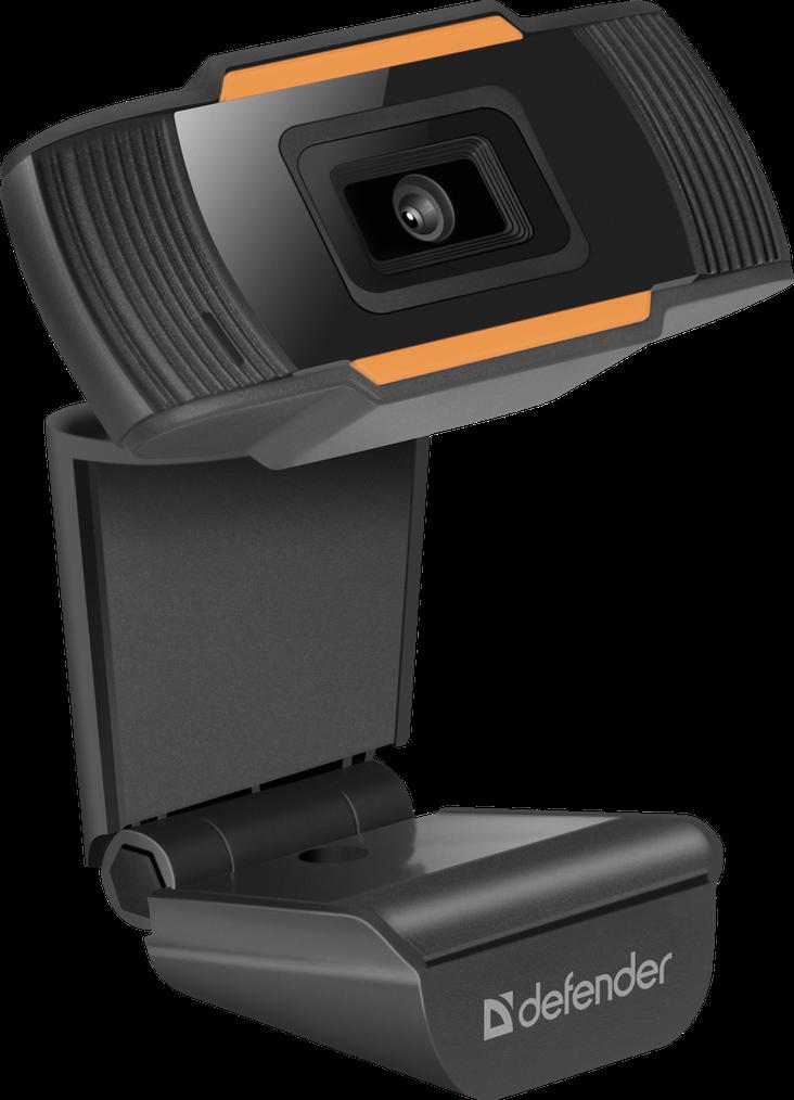 Веб-камера Defender G-lens 2579 HD 720p, 2МП, USB 63179