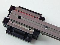 Линейная рельсовая направляющая SXW33, 2 каретки и 1 рельса на 1 метр