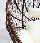 Подвесное Кресло-Кокон Karin (Доставка Сборка), фото 4