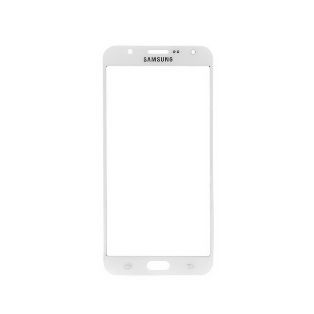 Стекло Samsung Galaxy J7 J700 White (57)