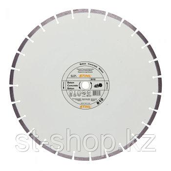Диск (круг) алмазный STIHL Ø 300 мм B10 (толщина 2,6 мм)