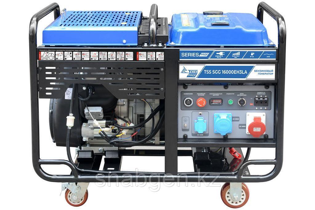 Бензогенератор TSS SGG 16000EH3LA