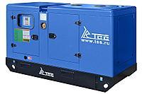 Дизельный генератор ТСС АД-75С-Т400-2РКМ19 с АВР в шумозащитном кожухе TTd