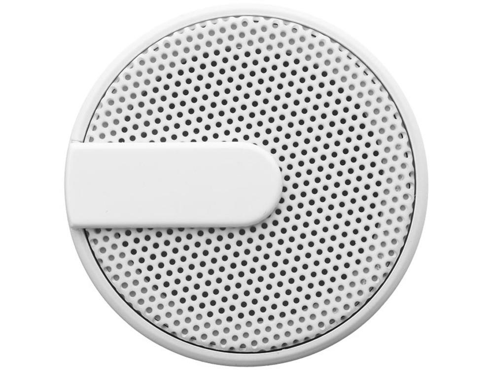 Колонка Naiad с функцией Bluetooth®, белый - фото 2