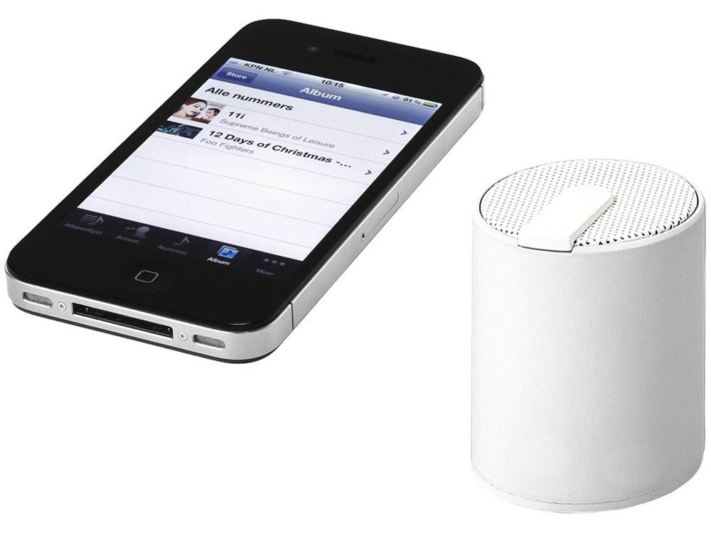 Колонка Naiad с функцией Bluetooth®, белый - фото 3