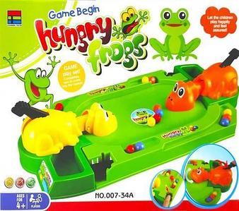 Игра настольная «Голодные бегемотики» KINGSO TOYS