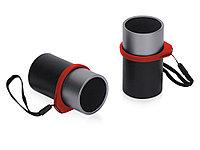 Портативные парные колонки Qjet TWS Mates с красными кольцами