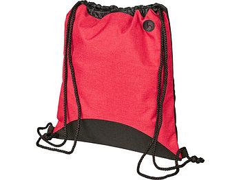 Рюкзак со шнурком Street, красный